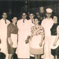 Staff di sala 1962
