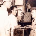 Enzo Vannelli, Ciro Grassi con Macario